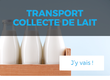 transport de lait pays basque